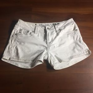 Miss Me Shorts